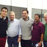 Tasso Jereissati declara apoio a Moses Rodrigues para Prefeitura de Sobral