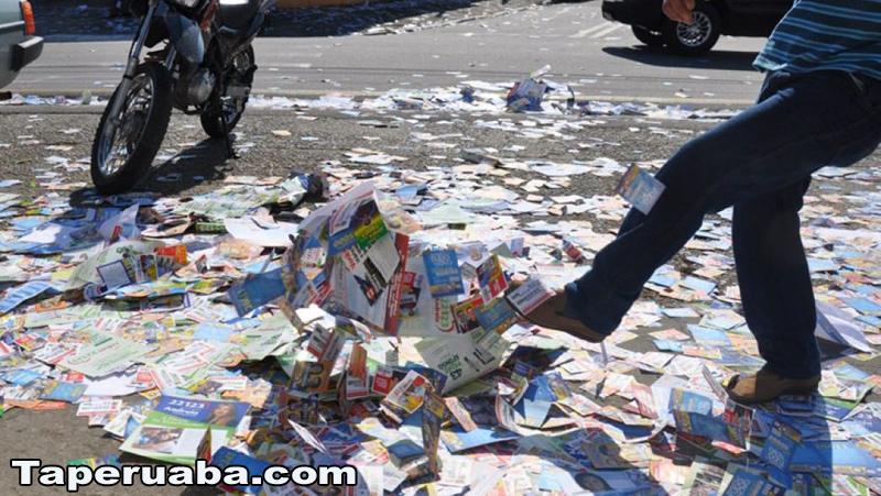 Lixo Eleitoral
