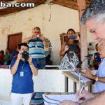 Prefeito Veveu assina ordem de serviço para construção de Abatedouro de aves no Caracará