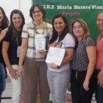 Escola Francisco Monte participou de seminários em Sobral