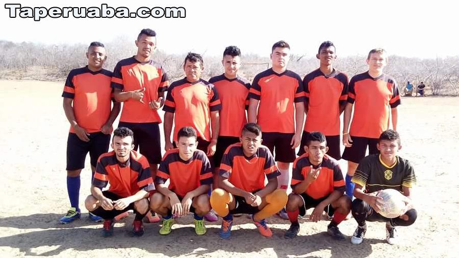 Futebol amador de Taperuaba