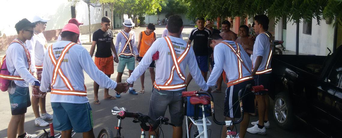 Ciclo romaria