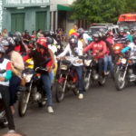 16ª moto Romária Taperuaba-Canindé