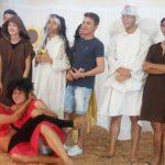 Jovens taperuabenses levam humor em troca de solidariedade