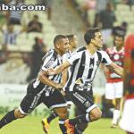 Ceará vence o Guarany (S) e sobe pra 4ª posição no Estadual