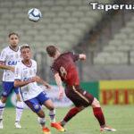 Fortaleza e Bahia ficam no empate sem gols pela Copa do Nordeste