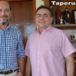 Leônidas Cristino reassume compromissos com prefeitos de Sobral, Alcântaras e Meruoca