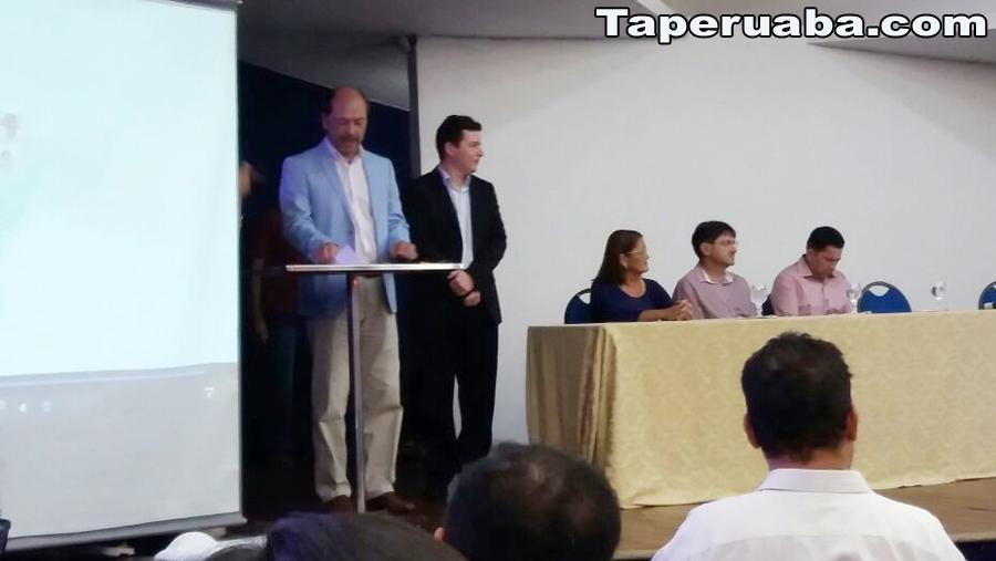 Posse dos novos professores de Sobral