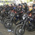 Governo do CE anuncia compra de 140 motos para polícia por R$ 5,3 mi