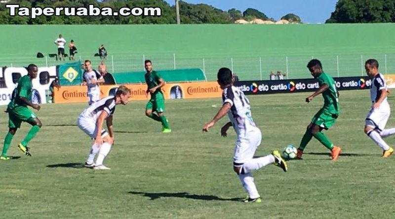 Boa Vista 1 a 0 Ceará Copa do BRasil