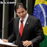 Eunício afirma que vai agilizar sabatina de novo ministro do STF