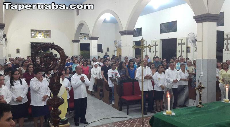 Posse Padre Berg Taperuaba