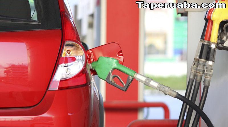 Preço Combustível