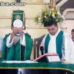 Celebração da 1ª Missa do Padre Elmir em Taperuaba