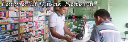 Farmácia Saúde Natural