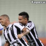 Com gol de Rafael Costa, Ceará vence Tiradentes no Castelão