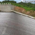 Açude Itaúna, em Granja, atinge capacidade máxima e é o sétimo  sangrar no Estado