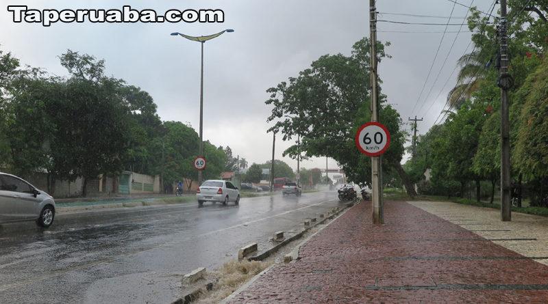 Chuvas no Ceará