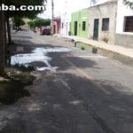 Taperuaba:Esgoto a céu aberto preocupa comunidade escolar