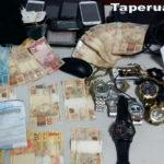 Suspeito de tráfico de drogas tenta subornar policiais e é preso