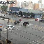 Chove 90.6 milímetros em Fortaleza nesta terça-feira