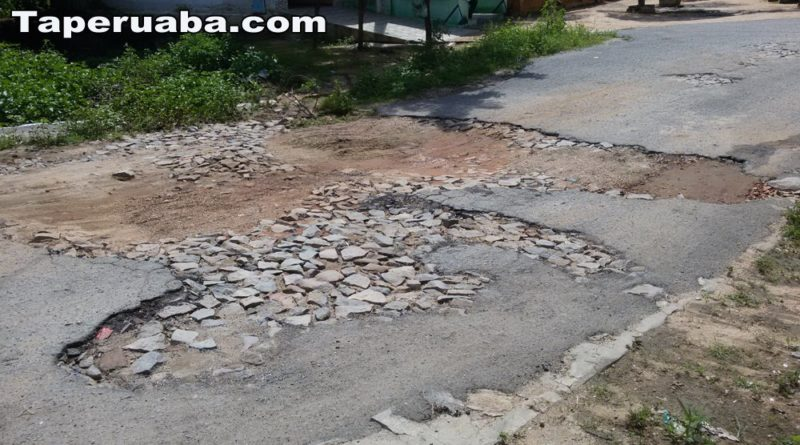 Cratera Bairro de Vassouras