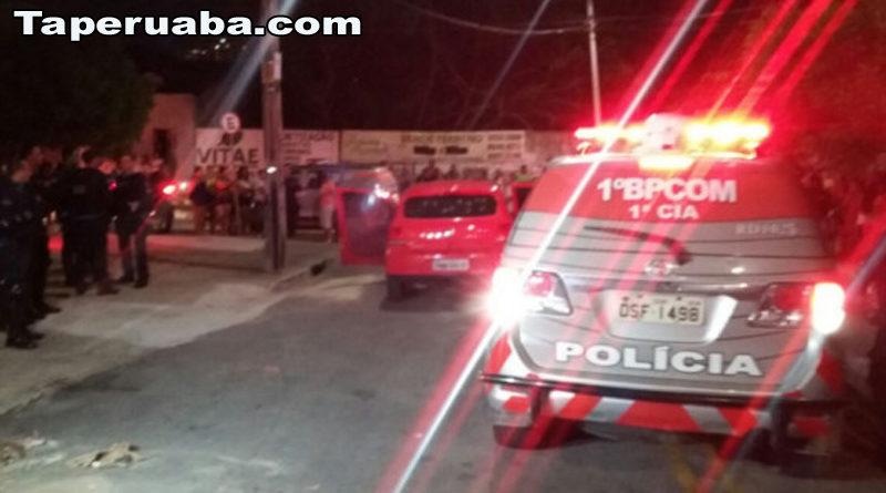 Criança baleada em Fortaleza