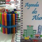 Alunos da Escola Francisco Monte recebem farda e agenda escolar