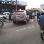 Depois de praticar assaltos, homem é morto a tiros no bairro de Fátima