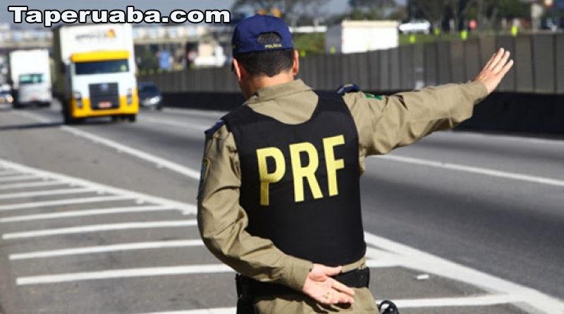 Posto da PRF em São Gonçalo do Amarante
