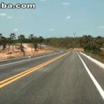 Camilo Santana inaugura nova rodovia CE-371 entre Itaiçaba e Palhano