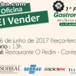 Sobral realiza 1º Festival Gastronômico da Serra do Rosário – Jordão