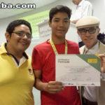 Escola Francisco Monte tem medalha de bronze na OBMEP 2016
