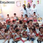 Secretaria da Educação de Sobral realiza atividade de educação alimentar nas escolas municipais