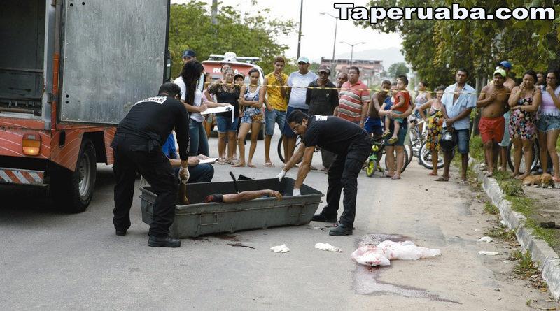Homicídios no Ceará