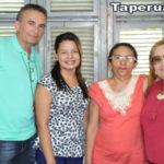Segunda fase da OBMEP da região de Taperuaba é feita na Escola Francisco Monte