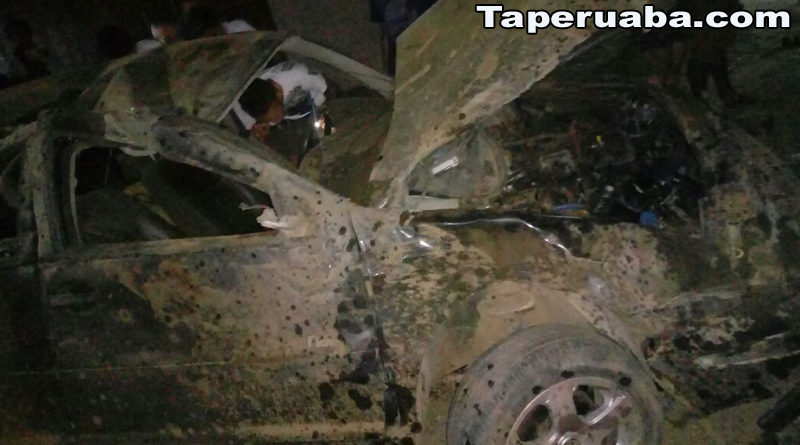Acidente fatal em Ubajara