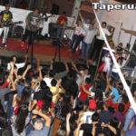 Banda Kairós faz Show de evangelização em Taperuaba