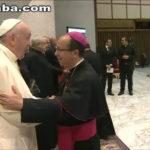 Bispo de Sobral tem encontro com Papa Francisco, em Roma