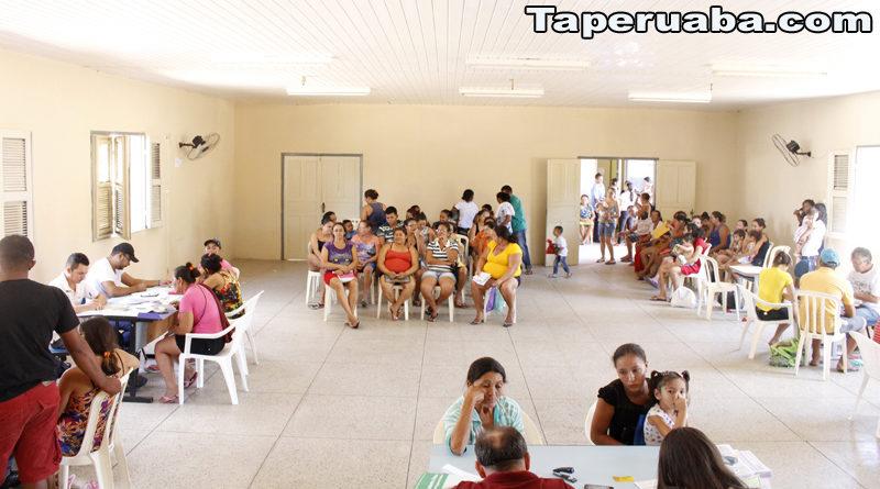 Cadastro Único em Taperuaba
