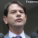 Cid Gomes reconhece chance de retomar aliança com Eunício Oliveira