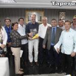 Ivo Gomes entrega Plano Plurianual Participativo para apreciação da Câmara Municipal de Vereadores