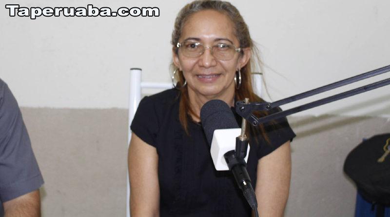 Diácono Erivaldo Prado faz visita a Taperuaba F