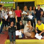 Intercambio de experiências com educadores de Taperuaba X Fortaleza
