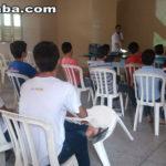 Secretaria de Meio Ambiente do Estado realiza palestra em Taperuaba
