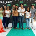 Escola Francisco Monte homenageia alunos que atingiram nota máxima na Avaliação Externa