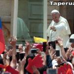 Colombia: Papa apoia acordos de paz