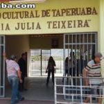 Reforma da quadra do Espaço Cultural de Taperuaba começa amanhã (13/09)