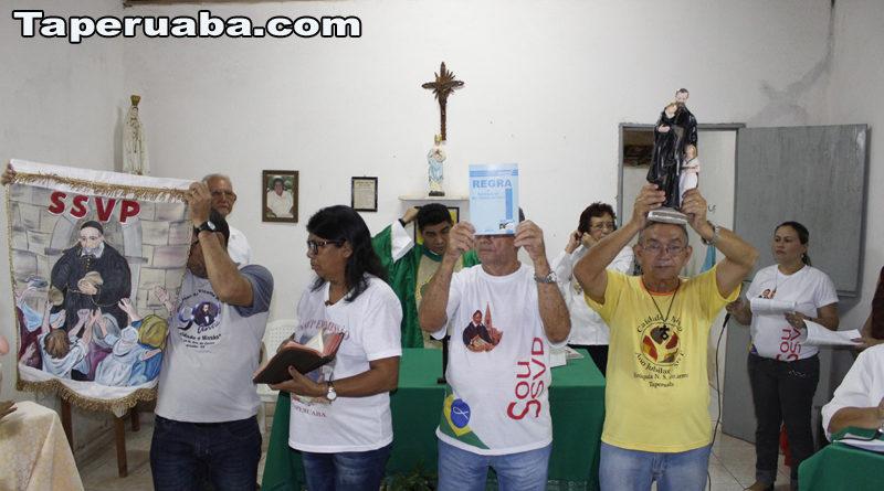Trido de São Vicente de Paulo de Taperuaba