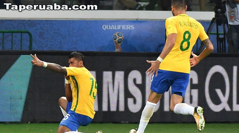 Brasil vence e elimina Chile